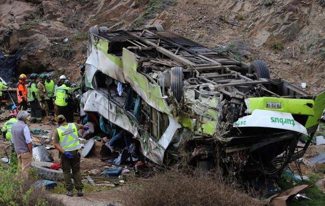 Αίγυπτος – Δώδεκα άνθρωποι σκοτώθηκαν από ανατροπή λεωφορείου στο Σουέζ | tovima.gr
