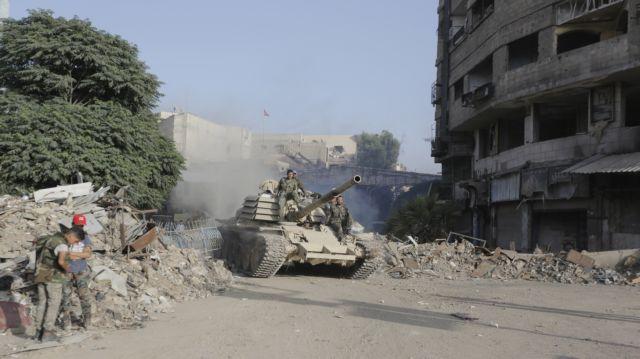 Επίθεση ISIS στο φυλάκιο Κιρκούκ – 13 αστυνομικοί νεκροί   tovima.gr