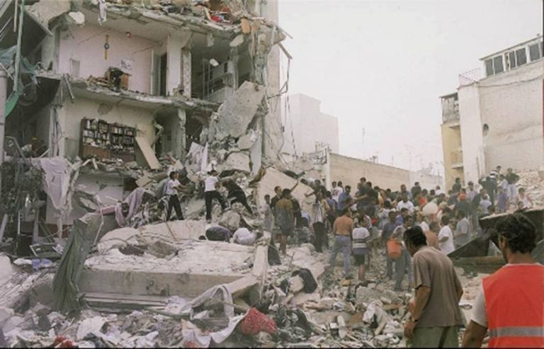 7 Σεπτεμβρίου 1999 – Ο φονικός σεισμός της Αθήνας | tovima.gr