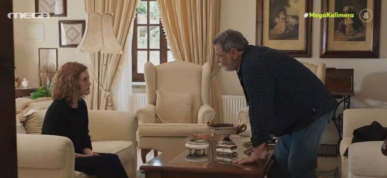 «Η Γη της Ελιάς» – Αποκλειστικό απόσπασμα από το αποψινό επεισόδιο   tovima.gr