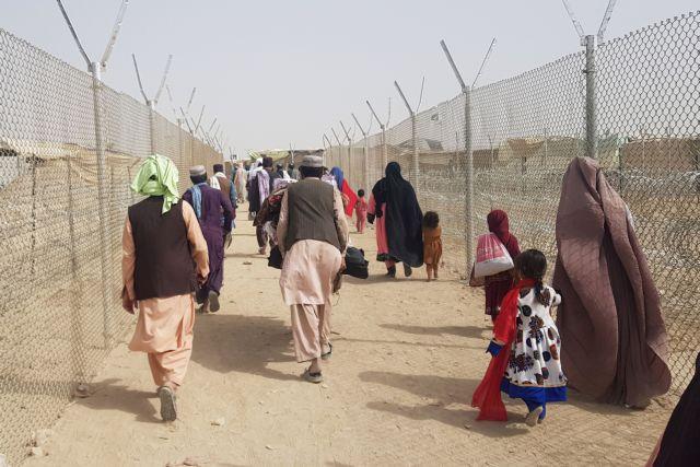 Πού πήγαν τελικά οι αφγανοί πρόσφυγες; | tovima.gr