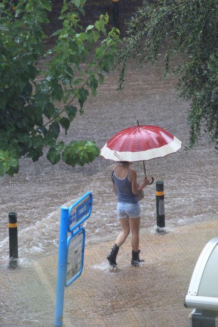 Έκτακτο δελτίο επιδείνωσης καιρού – Ισχυρές βροχές και καταιγίδες – Πού θα είναι έντονα τα φαινόμενα | tovima.gr