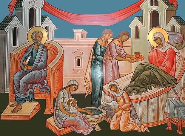8 Σεπτεμβρίου – Το Γενέθλιον της Θεοτόκου | tovima.gr