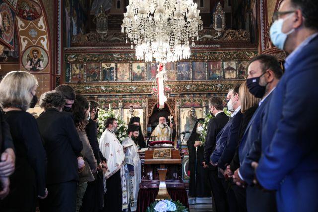 Μίκης Θεοδωράκης – Στην τελευταία του κατοικία ο οικουμενικός Έλληνας   tovima.gr