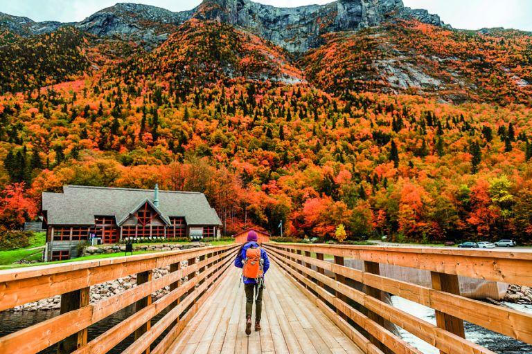 Καναδάς, Τα χρώματα του φθινοπώρου   tovima.gr