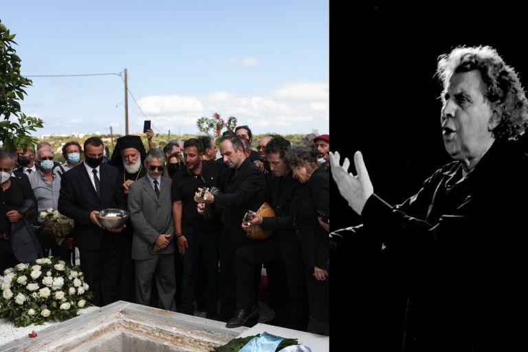Μίκης Θεοδωράκης – «Τον αντρειωμένο μην τον κλαις» – «Αθάνατος» ο παγκόσμιος 'Ελληνας | tovima.gr