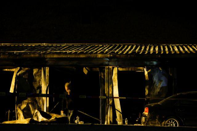 Φρίκη στη Β. Μακεδονία – «Βγάζαμε θύματα ενώ σβήναμε τις φλόγες» | tovima.gr