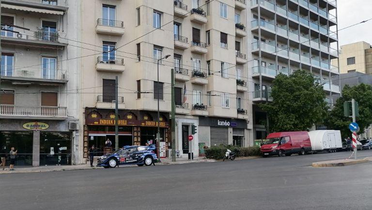 Σε… ρυθμούς Ράλι Ακρόπολις το κέντρο της Αθήνας | tovima.gr