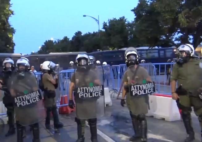 Θεσσαλονίκη – «Φρούριο» η πόλη ενόψει ΔΕΘ και διαδηλώσεων – Συναγερμός για τους αντιεμβολιαστές   tovima.gr