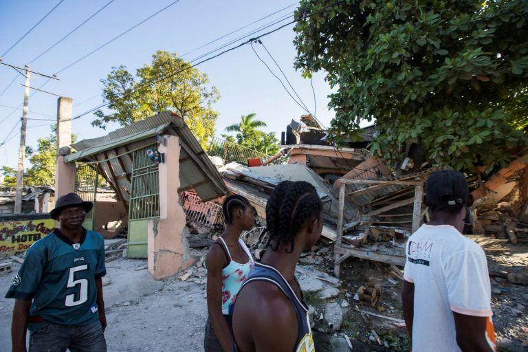 Σεισμός στην Αϊτή – Ένα εκατ. άνθρωποι θα βρεθούν αντιμέτωποι με το φάσμα της πείνας τον χειμώνα | tovima.gr
