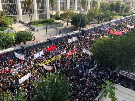 Αντιρατσιστικό αντιφασιστικό συλλαλητήριο ένα  χρόνο από την καταδίκη της Χ.Α.   tovima.gr