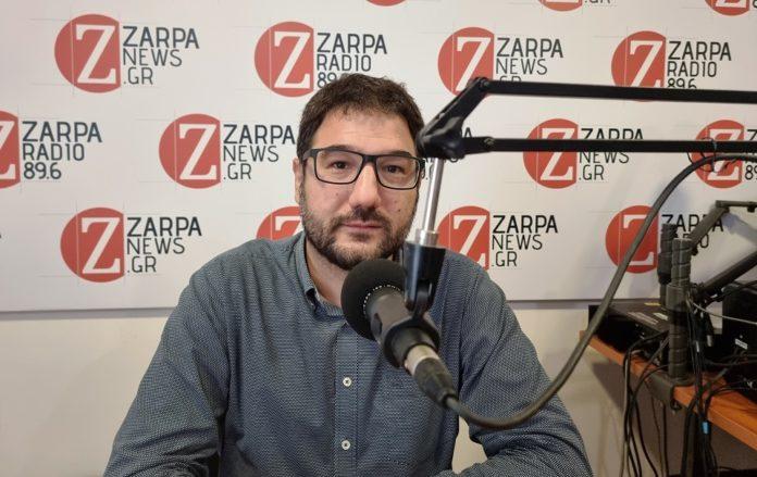 Ηλιόπουλος – Ο ΣΥΡΙΖΑ δεν θα ζητήσει εκλογές εν μέσω πανδημίας – «Ώρα για ενίσχυση του ΕΣΥ και της κοινωνίας» | tovima.gr