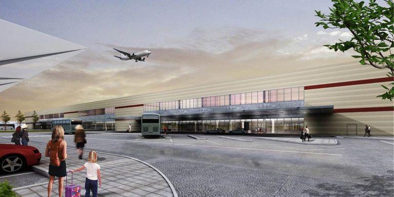 Κρήτη – Εγκρίθηκε το master plan για το νέο διεθνές αεροδρόμιο στο Καστέλι και τις οδικές συνδέσεις του | tovima.gr
