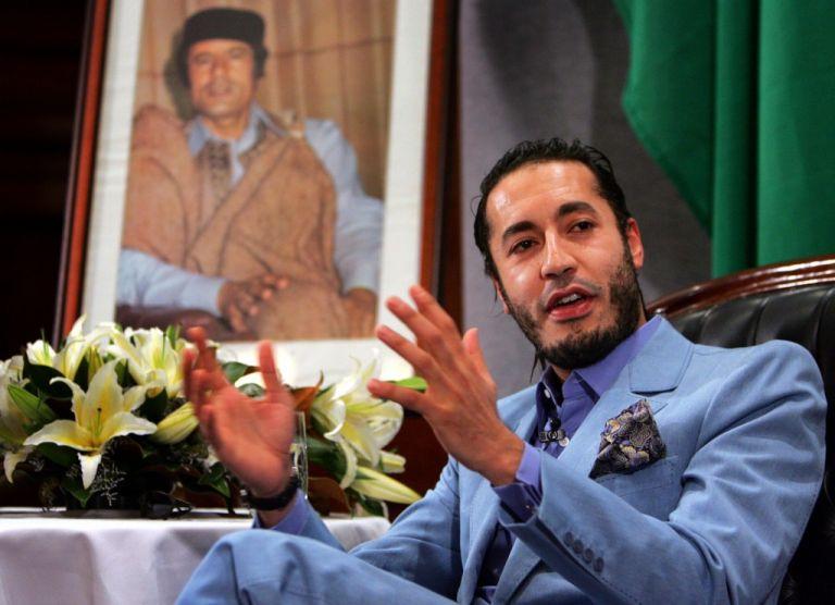 Καντάφι – Στην Τουρκία βρίσκεται ο γιος του   tovima.gr