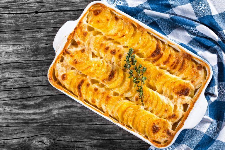 Πατάτες ογκρατέν – Η συνταγή του σεφ του «Πάμε Δανάη!», Τίμου Ζαχαράτου, που θα τις απογειώσει | tovima.gr