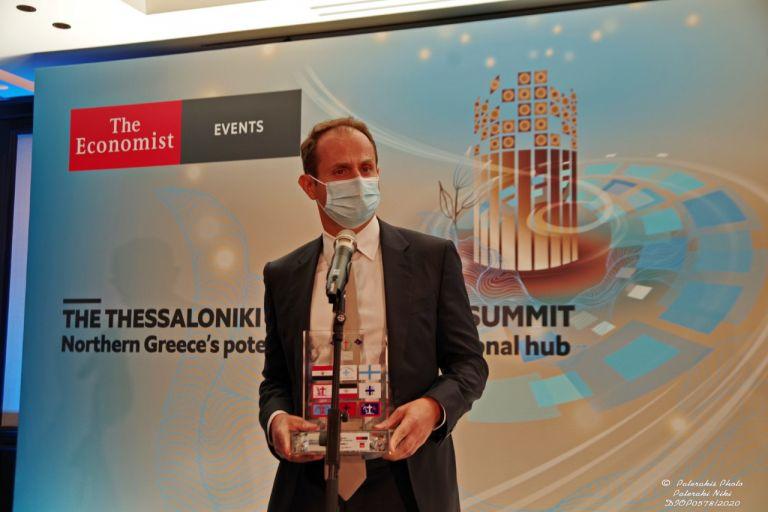 Βραβείο «Green Award» για τη «Βιώσιμη Nαυτιλία» στην Capital Product Partners (CPLP)   tovima.gr
