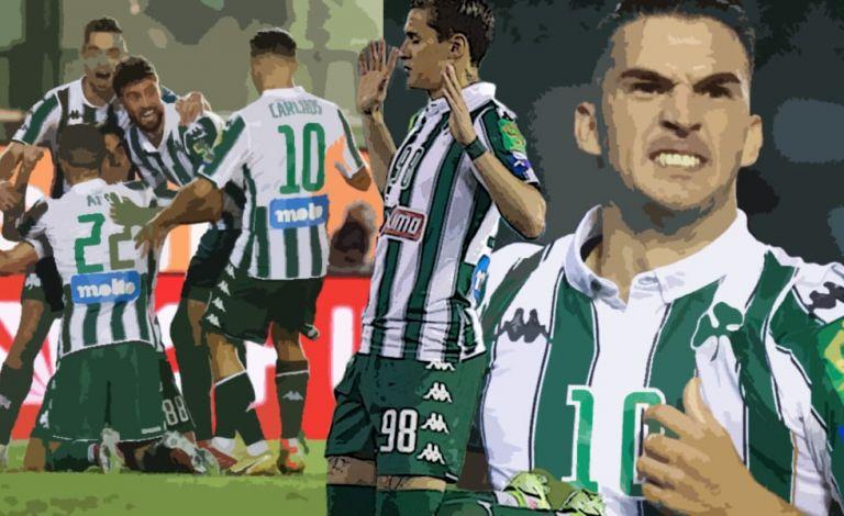 Εύκολη νίκη του Παναθηναϊκού 4-0 τον Απόλλωνα | tovima.gr
