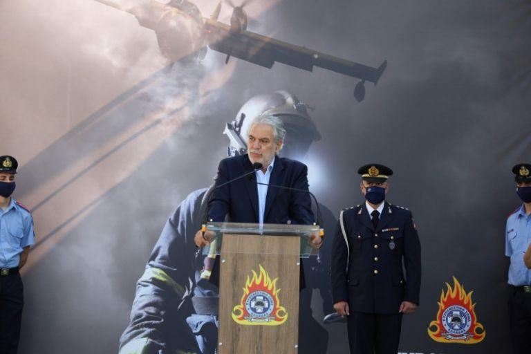 Στυλιανίδης – «Το Πυροσβεστικό Σώμα δεν λέει πολλά, κάνει πολλά» | tovima.gr
