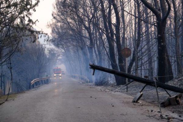 Φωτιά στην Βαρυμπόμπη – Πέθανε εγκαυματίας μετά απο 38 ημέρες   tovima.gr