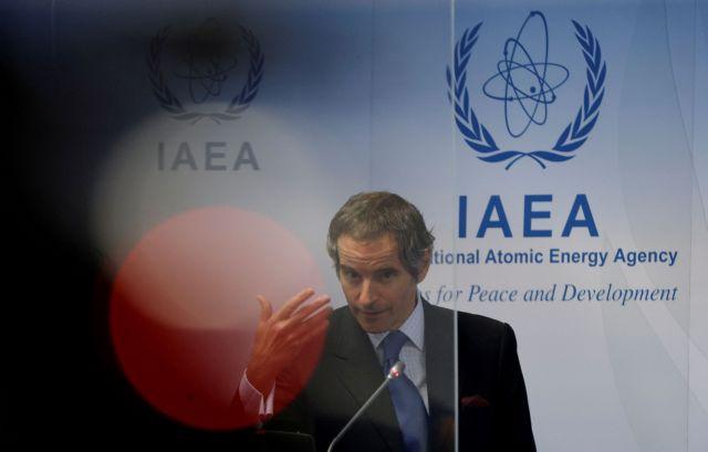 Στο Ιράν ο επικεφαλής της IAEA – Στόχος η αναβίωσης της συμφωνίας του 2015 για τα πυρηνικά | tovima.gr