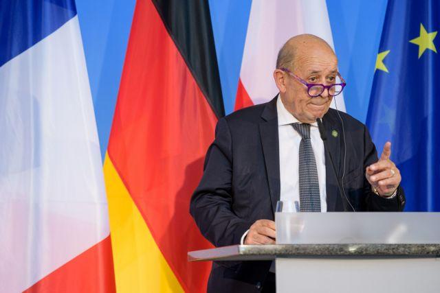 Η Γαλλία δεν αναγνωρίζει την κυβέρνηση των Ταλιμπάν στο Αφγανιστάν   tovima.gr
