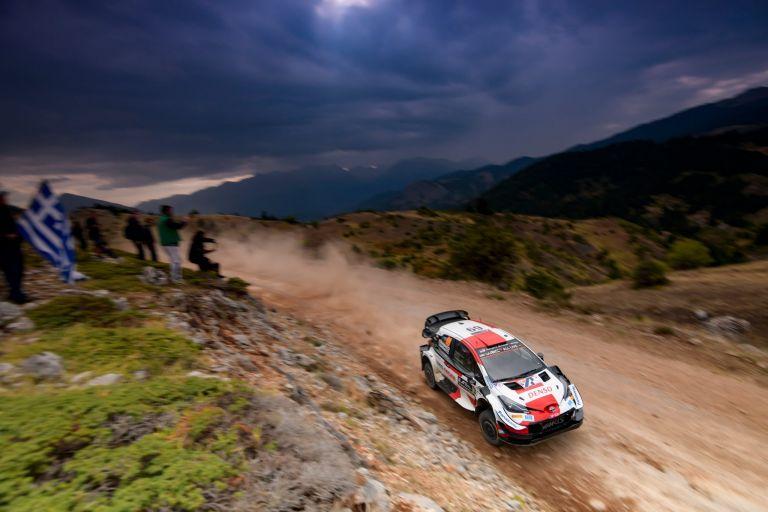 WRC – Νικητής στο Ράλι Ακρόπολις το παιδί-θαύμα Κάλε Ροβάνπερα   tovima.gr