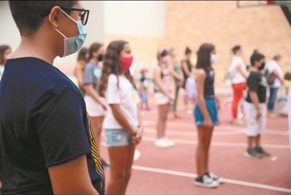 Σχολεία – Πρώτο κουδούνι υπό την απειλή της μετάλλαξης «Δέλτα» – Όλα τα μέτρα που ισχύουν | tovima.gr