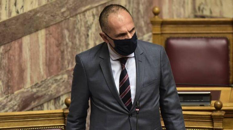 Ο Γεραπετρίτης στο γραφείο του Βελόπουλου – Τι συζήτησαν   tovima.gr