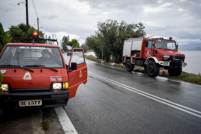 Καιρός – Δυναμώνουν οι άνεμοι – Πού υπάρχει κίνδυνος φωτιάς   tovima.gr
