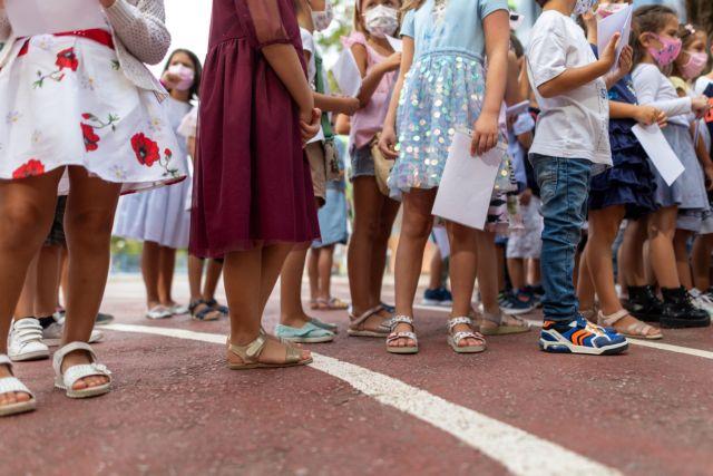 Κορωνοϊός – Πάνω από 3.000 τα κρούσματα σε παιδιά μέσα σε μία εβδομάδα   tovima.gr