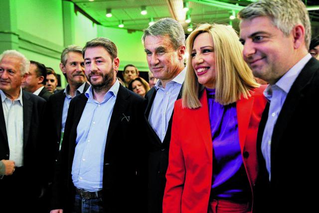 ΚΙΝΑΛ – εκλογές –  Οι διαδικασίες, η ουσία και η δέσμευση   tovima.gr