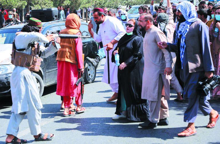 Αφγανιστάν – Κυβέρνηση… Φαρ Ουέστ | tovima.gr