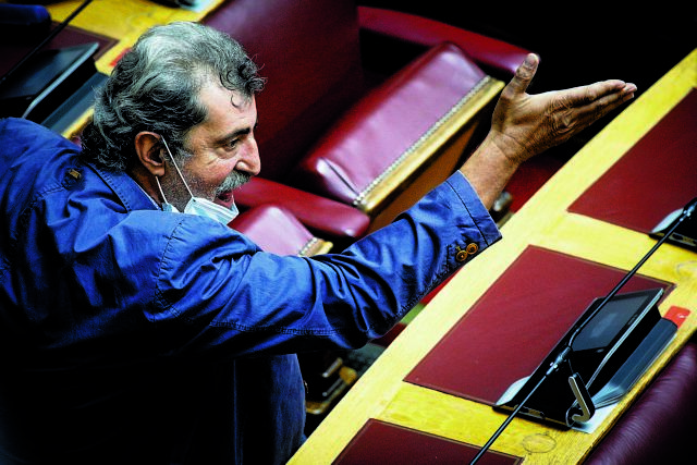 Αρση ασυλίας Πολάκη μετά τη μήνυση Στουρνάρα προτείνει η επιτροπή δεοντολογίας | tovima.gr