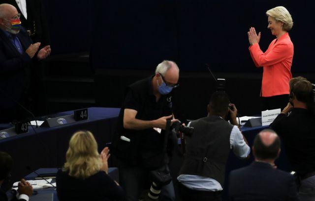 Ούρσουλα φον ντερ Λάιεν – Η ΕΕ το έκανε με τον τρόπο της και τα κατάφερε | tovima.gr
