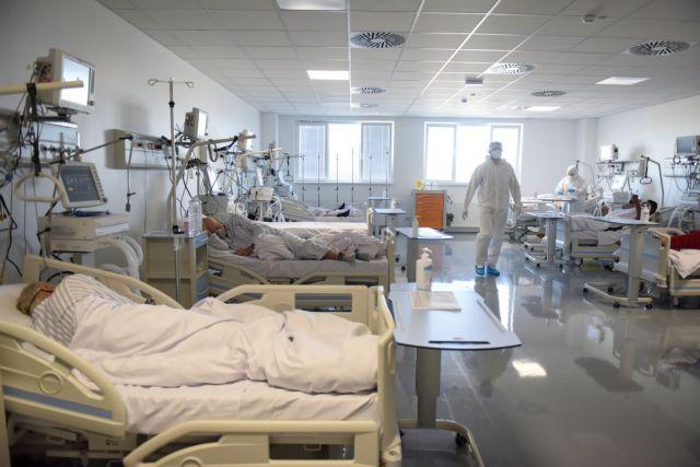 Σερβία – Καλπάζει η πανδημία – 7.628 κρούσματα σε μία μέρα | tovima.gr