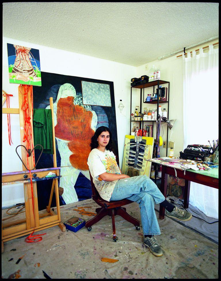 Calliope Pavlides, Τέχνη με αίσθηση κινδύνου | tovima.gr
