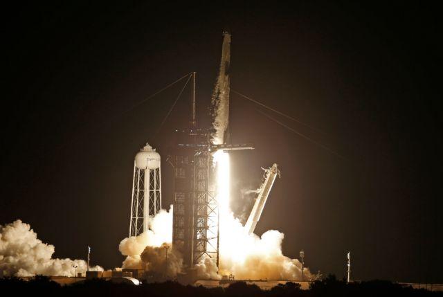 Space X – Σε τροχιά η πρώτη εκδρομή αναψυχής στο Διάστημα   tovima.gr