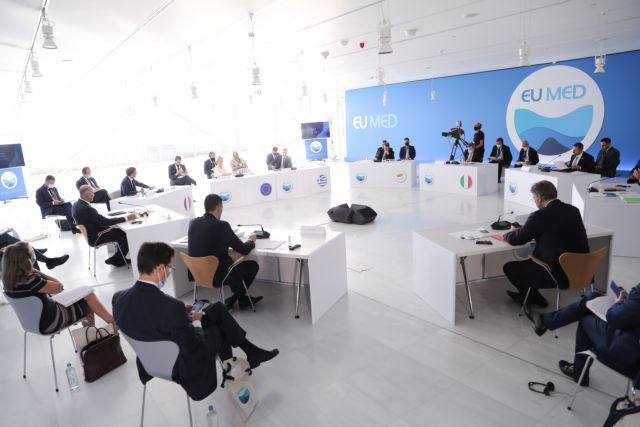 EUMED9 – Η διακήρυξη της Αθήνας για την κλιματική αλλαγή   tovima.gr