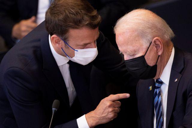 AUKUS – Γαλλία: «Υπάρχει σοβαρή κρίση με τις ΗΠΑ που θα έχει επιπτώσεις και στο ΝΑΤΟ» λέει ο Γάλλος ΥΠΕΞ | tovima.gr