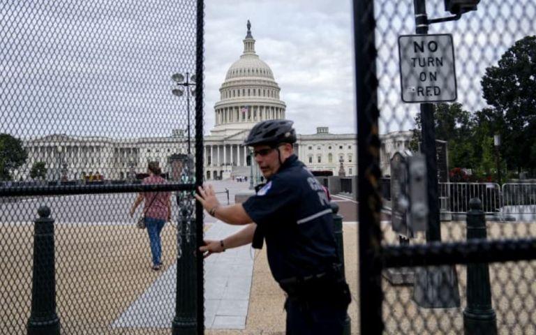 ΗΠΑ – Μόνο 200 διαδηλωτές στο Καπιτώλιο – Ζήτησαν δίκαιη δίκη για τους συλληφθέντς της 6ης Ιανουαρίου | tovima.gr