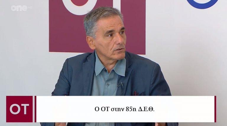 Τσακαλώτος στον ΟΤ – Πρόβλεψη για εκλογές το 2022 | tovima.gr