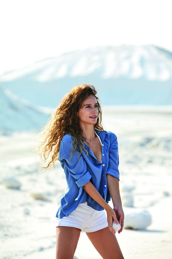 Μαρίνα Καλογήρου– Επιστροφή στην TV με Κομάντα και Δράκους | tovima.gr