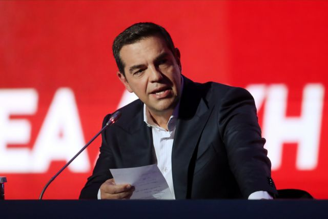 """Tsipras called on the Greek PM to announce snap elections, """"if he has the courage to do so"""" 
