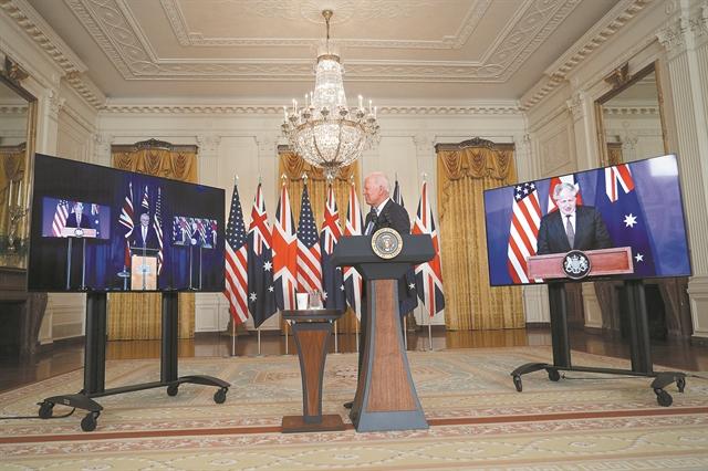 Το «σχίσμα» της Δύσηςκαι ο νέος «ΨυχρόςΠόλεμος» με την Κίνα   tovima.gr