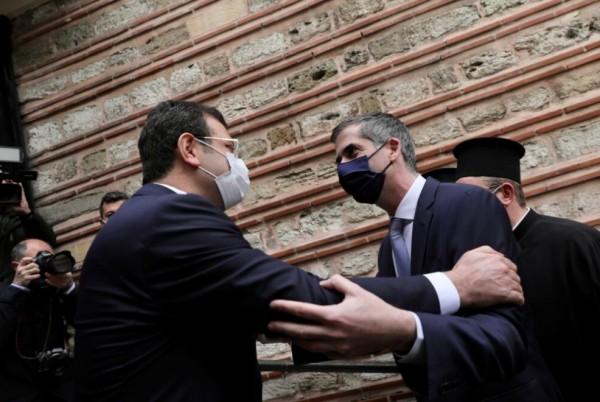 Ιμάμογλου – Στην Αθήνα ο δήμαρχος της Κωνσταντινούπολης – Θα συναντηθεί με Μητσοτάκη | tovima.gr