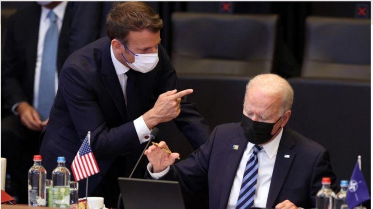 AUKUS – Αναμένεται σύντομα επικοινωνία Μπάιντεν-Μακρόν, σύμφωνα με τον Λευκό Οίκο   tovima.gr