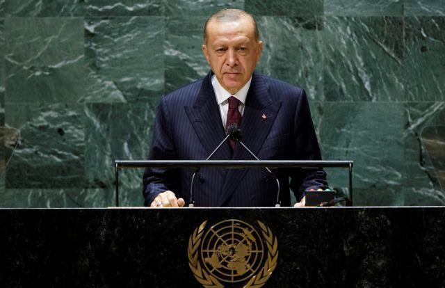 ΟΗΕ – Διάλογο για το Αιγαίο ζήτησε ο Ερντογάν – Παράπονα για τον «αδικημένο» Τατάρ | tovima.gr