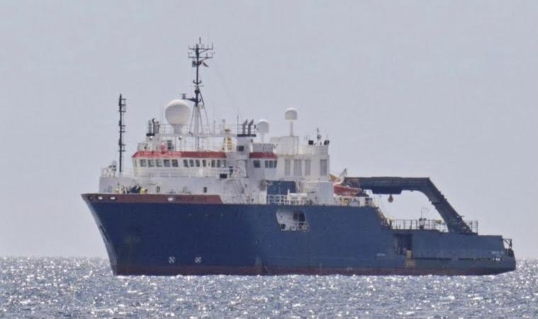 Νέα ελληνική Navtex για να συνεχιστούν οι έρευνες του Nautical Geo ανατολικά της Κρήτης   tovima.gr