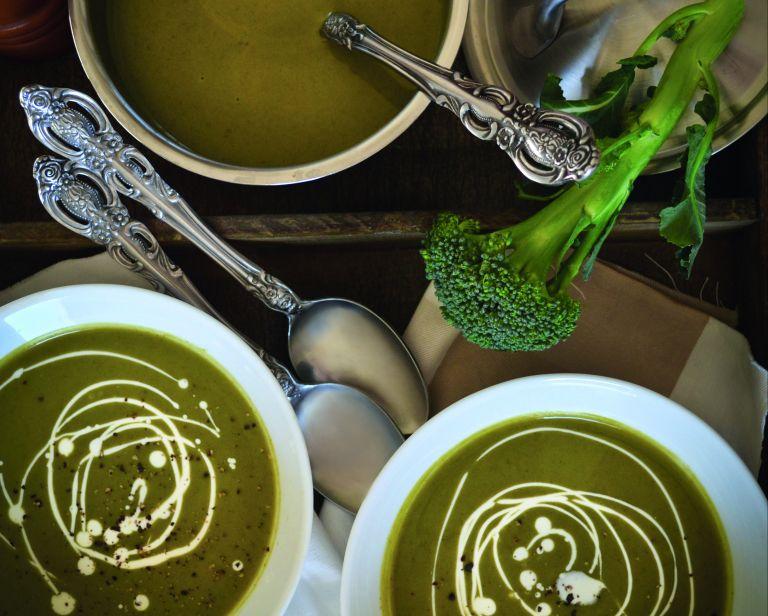 Σούπα μπρόκολο   tovima.gr