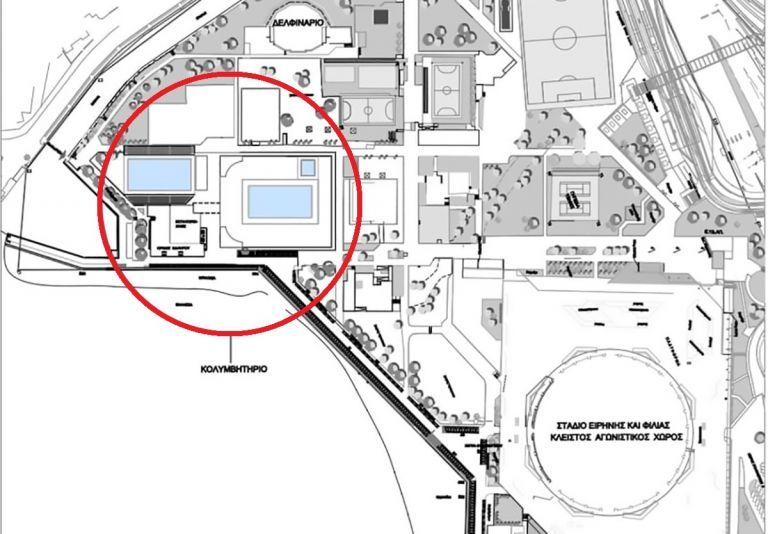 Η χρηματοδότηση, η χωρητικότητα και οι λεπτομέρειες των νέων κολυμβητηρίων του Ολυμπιακού | tovima.gr